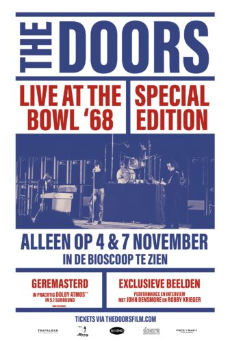 The Doors: Live At The Bowl '68 – Special Edition