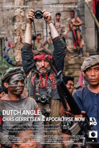 Dutch Angle (2019) + introductie Chas Gerretsen + signeersessie